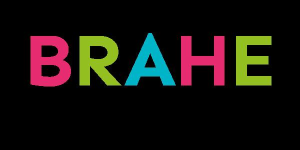 Koulutuskeskus Brahen logo. Linkki Brahen verkkosivuille.