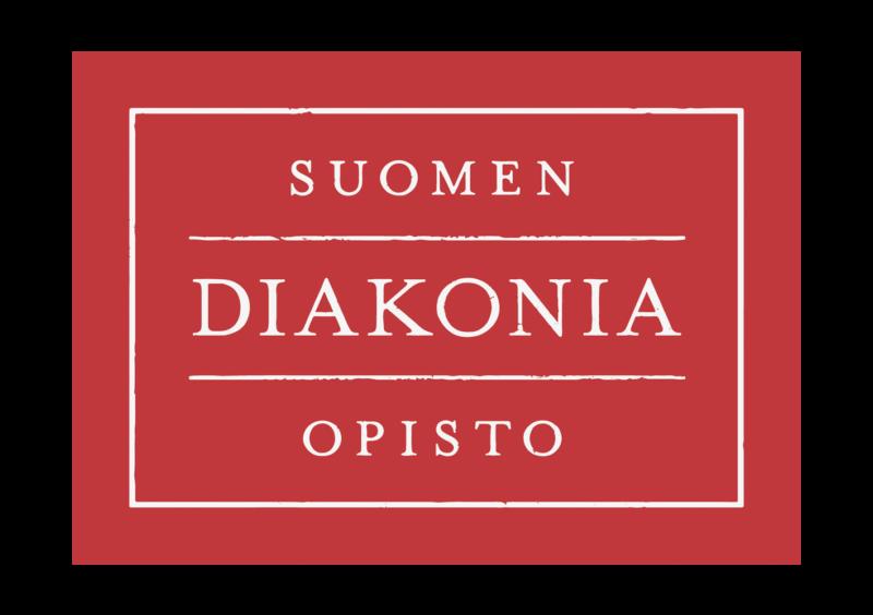 Suomen Diakoniaopiston logo. Linkki Suomen Diakoniaopiston verkkosivuille.